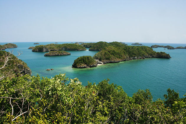 Marcos Island - Hundred Islands shore excursions