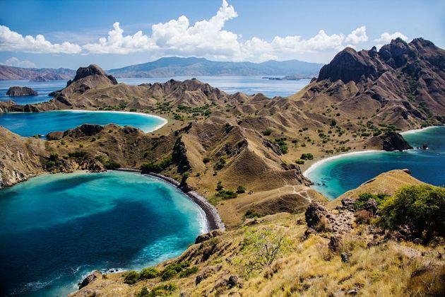 Padar Peak - Komodo shore excursions
