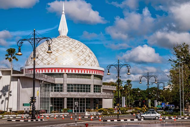 Brunei Half-day Royal City Tour
