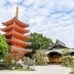 Tochoji Temple Fukuoka shore excursions