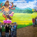 interactive art museum Bali shore excursions