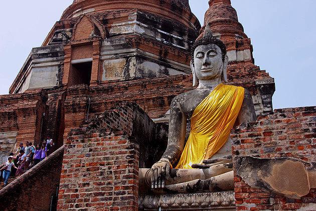 Ayutthaya-Temples-in-Bangkok