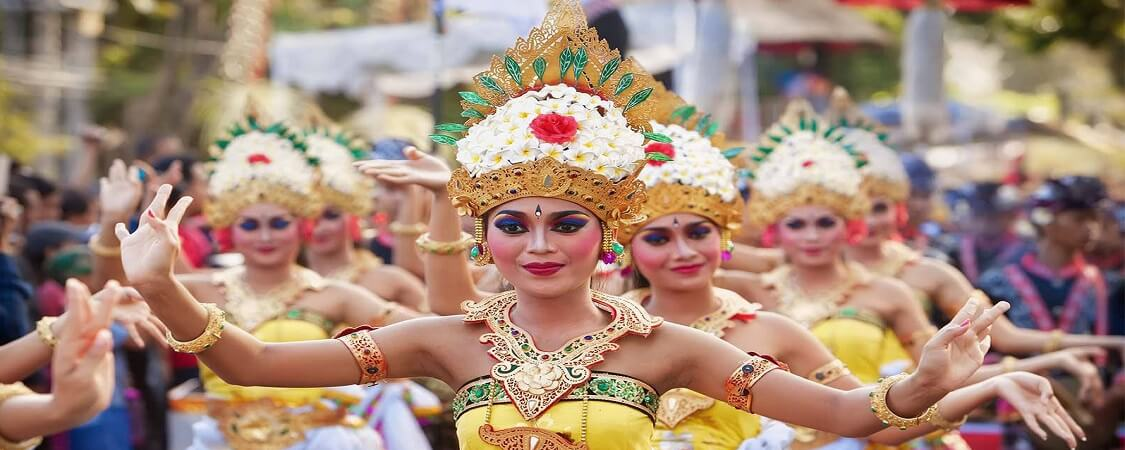Bali Arts Festival Asia Tours from cruise port