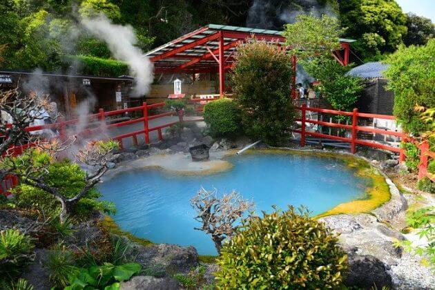 Explore the Hot Spring Hells of Beppu