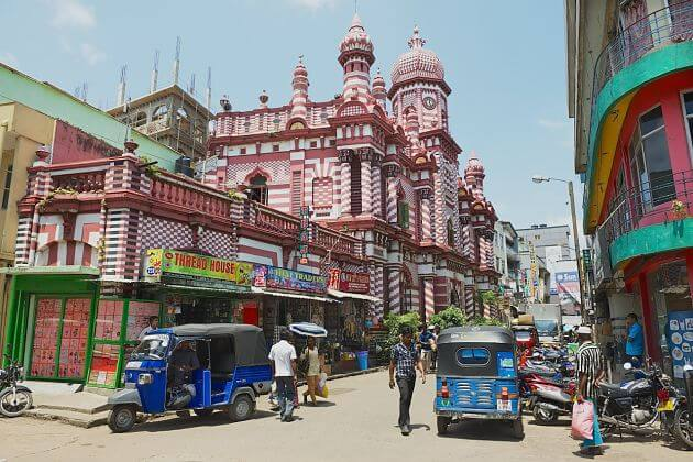 Best time to visit Colombo