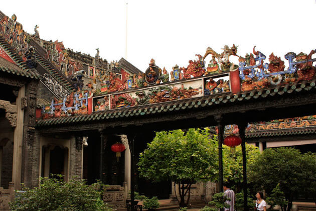 Chen-Ancestral-Shrine-in-Guangzhou-shore-excursions