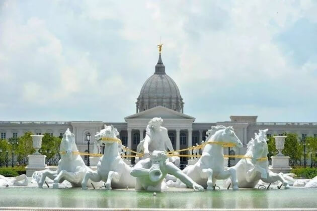 Chimei-Museum-Kaohsiung-shore-excursions