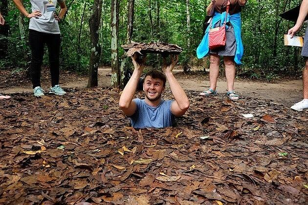Cu-Chi-Tunnels-from-Phu-My-shore-excursions