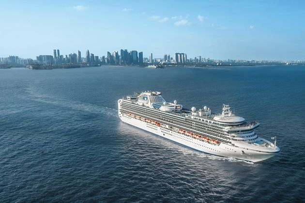 Diamond Princess Cruise Excursions 1 – 15 June 2019