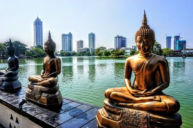 Gangarama Seema Malaka Temple-Colombo-tours-from-cruise-port