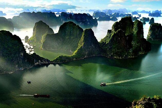 Halong-bay-shore-excursions-weather-by-months