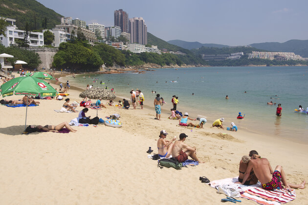Hong-Kong-Beach