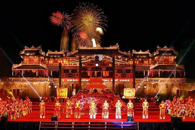 Hue-festivals