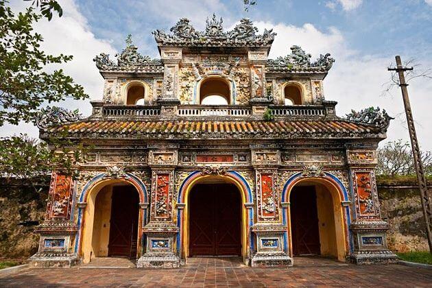 Imperial-Citadel-in-Hue-shore-excursions