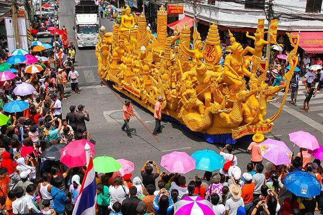 Khao Phansa festivals