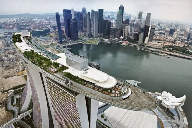 Marina-Bay-in-singapore-shore-excursions
