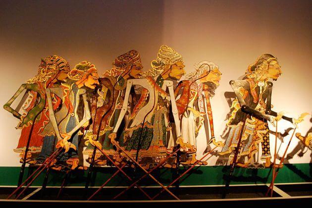 Museum Wayang - Jakata shore excursions