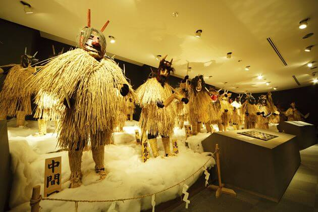 Namahage-Museum-in-Akita-shore-excursions