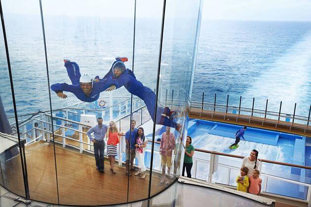 Royal-Caribbean-Quantum-Seas-itineraries