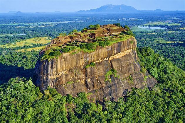 Sigiriya - Colombo shore excursions