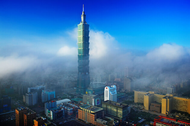 Taipei-101-Taipei-shore-excursions