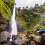 Takapala waterfall - malino Makassar