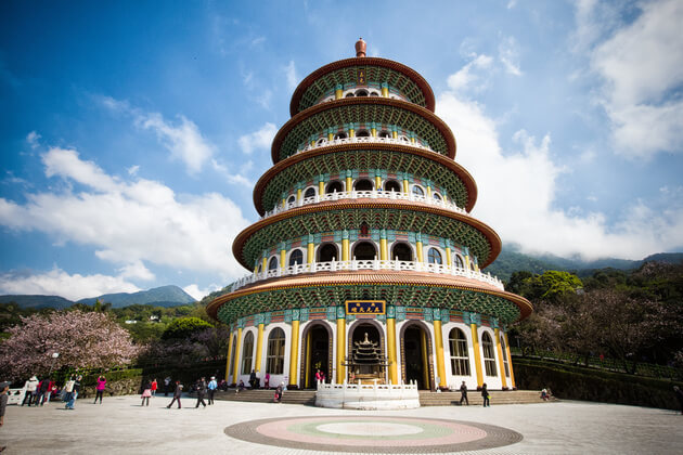 Tianyuan-Temple-Taipei-shore-excursions