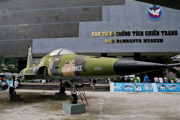 War-Remnant-Museum-in-Phu-My-shore-excursions