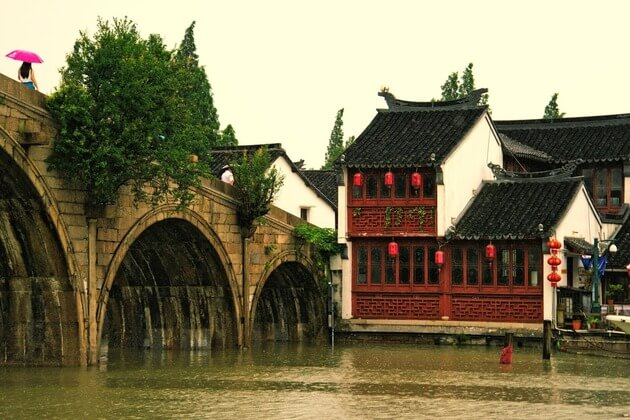 Zhujiajiao-Water-Town-in-Shanghai-day-trips
