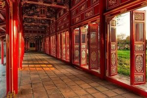 inside-Imperial-Citadel-in-Hue-shore-excursions