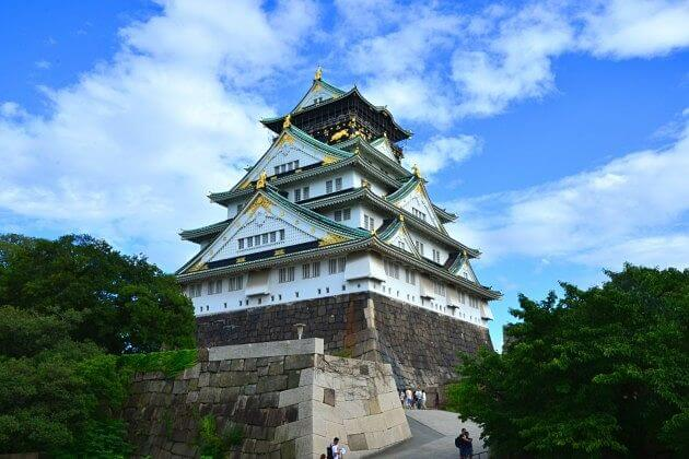 Osaka-Castle-in-shore-excursions