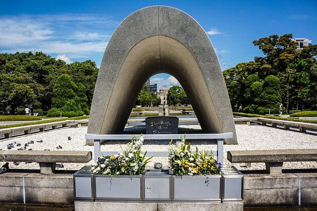 Peace-Memorial-Park-in-Hiroshima-shore-excursions