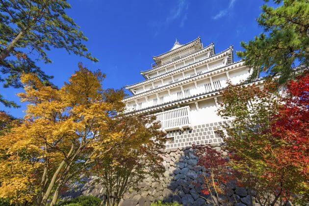Shimabara-Castle-in-Nagasaki-shore-excursions