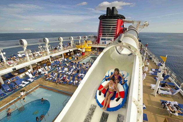 Best Cruise Line for family with teens