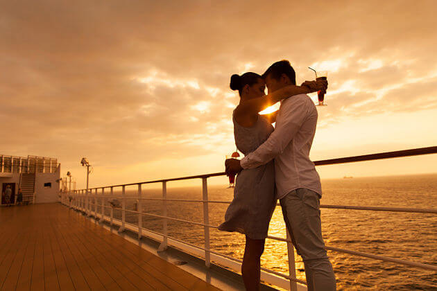 Best Cruise Line for honeymoon