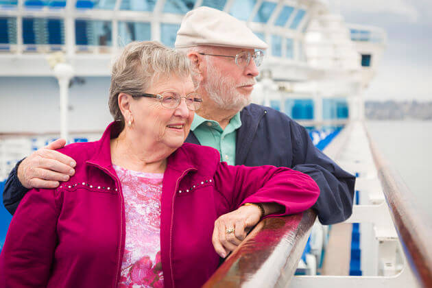 Best Cruise Line for older passengers