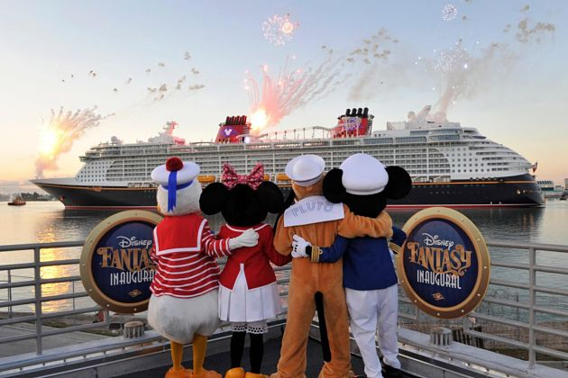 Disney Best Cruise Line for family with kids