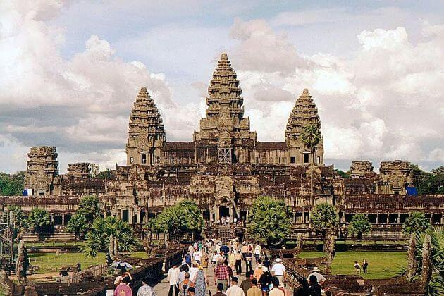 Angkor Wat Siem Reap shore excursions