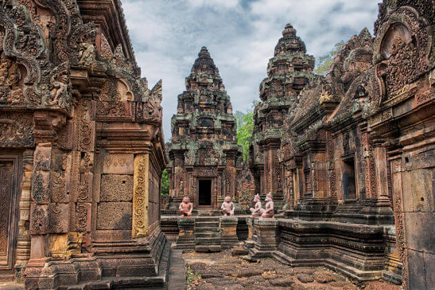 Banteay Srei Siem Reap shore excursions