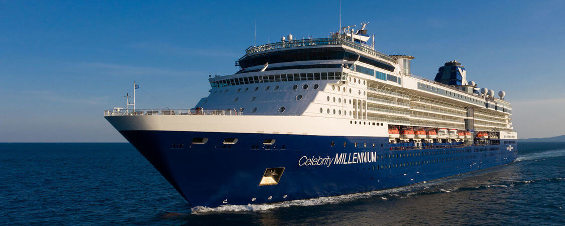 Celebrity Millennium Cruise Excursions Itinerary March 2020