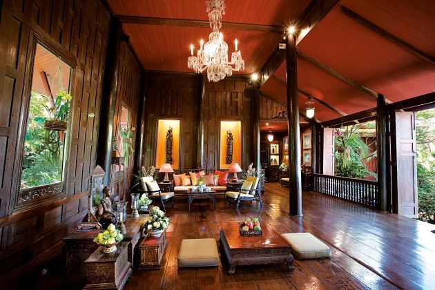 Jim Thompson House Museum Laem Chabang port