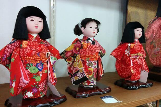 Kyoto Sightseeing, Maiko Lunch & Doll Making Experience