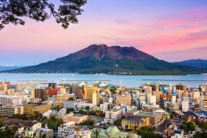Sakurajima Westerdam Oct 2019