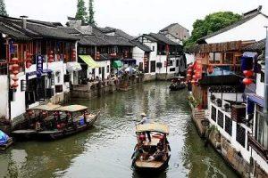 Shanghai Water Town Westerdam Cruise Oct 2019