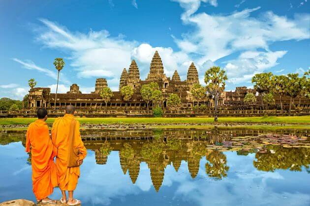 Sihanoukville Siem Reap shore excursions
