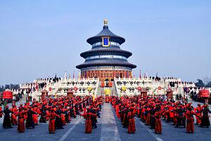 Tianjin Beijing Day 2 Westerdam Cruise Oct 2019