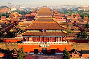 Tianjin Beijing Westerdam Cruise Oct 2019