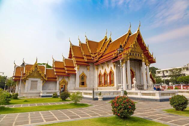 Wat Benchamabophit Laem Chabang shore excursions