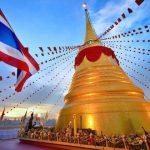 Wat Saket Bangkok shore excursions