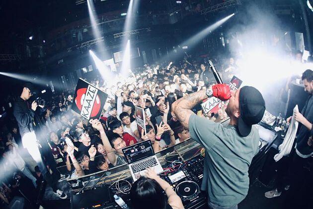 18TC taichung clubs Taiwan nightlife